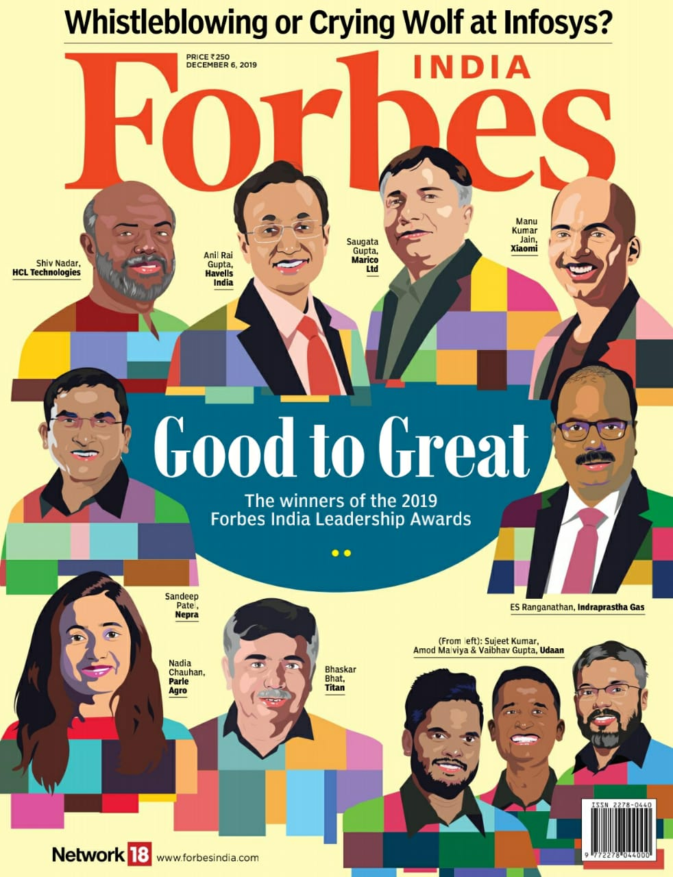 Forbes India Cover